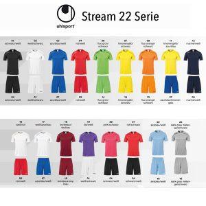 Uhlsport Stream 22 Serie